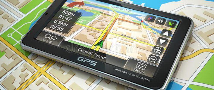 Actualizari harti GPS